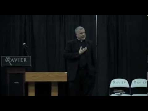 Fr. Larry Richards - How do you live as a man of God - 2012 CMC