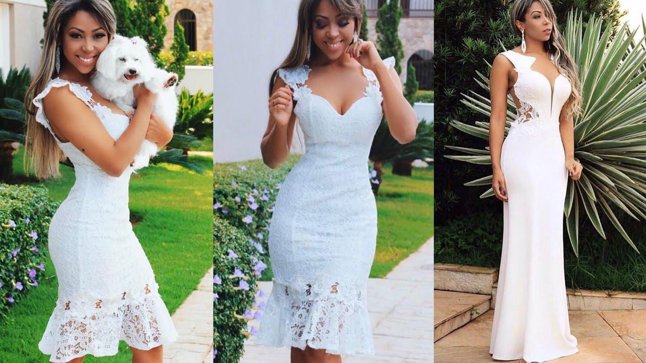 Vestido Para Casamento No Civil Como Escolher Vestidos Lindos Para Civil
