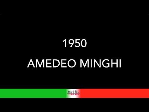 AMEDEO MINGHI - 1950 - KARAOKE - KARAOKE ITALIA TUBE