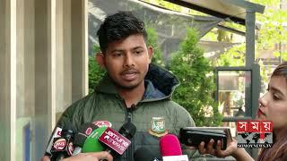 দলের প্রয়োজনে আরো গুরুত্বপূর্ণ ইনিংস খেলতে চান সৈকত | Mosaddek Hossain Saikat | Somoy TV