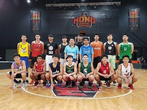 THAILAND U18 Basketball Athlete Selection Part 4