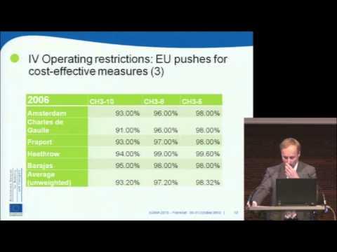 ICANA 2013: EU-Commission, EU policy on Active Noise Abatement
