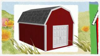 Garden Shed Plans And Blueprints!