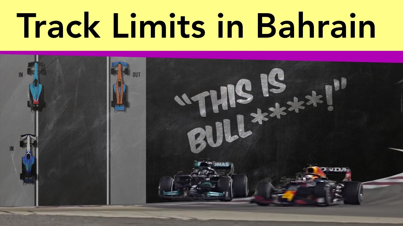 Why were track limits so inconsistent in the Bahrain Grand Prix | #F1?