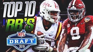 Can Josh Jacobs REALLY Be The Next Alvin Kamara? | Top 10 Running Backs In The 2019 NFL Draft