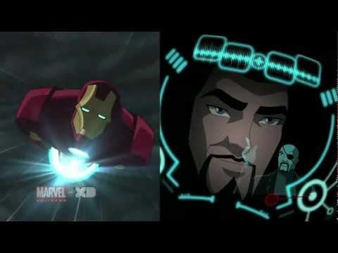 Iron Man & Iron Spider