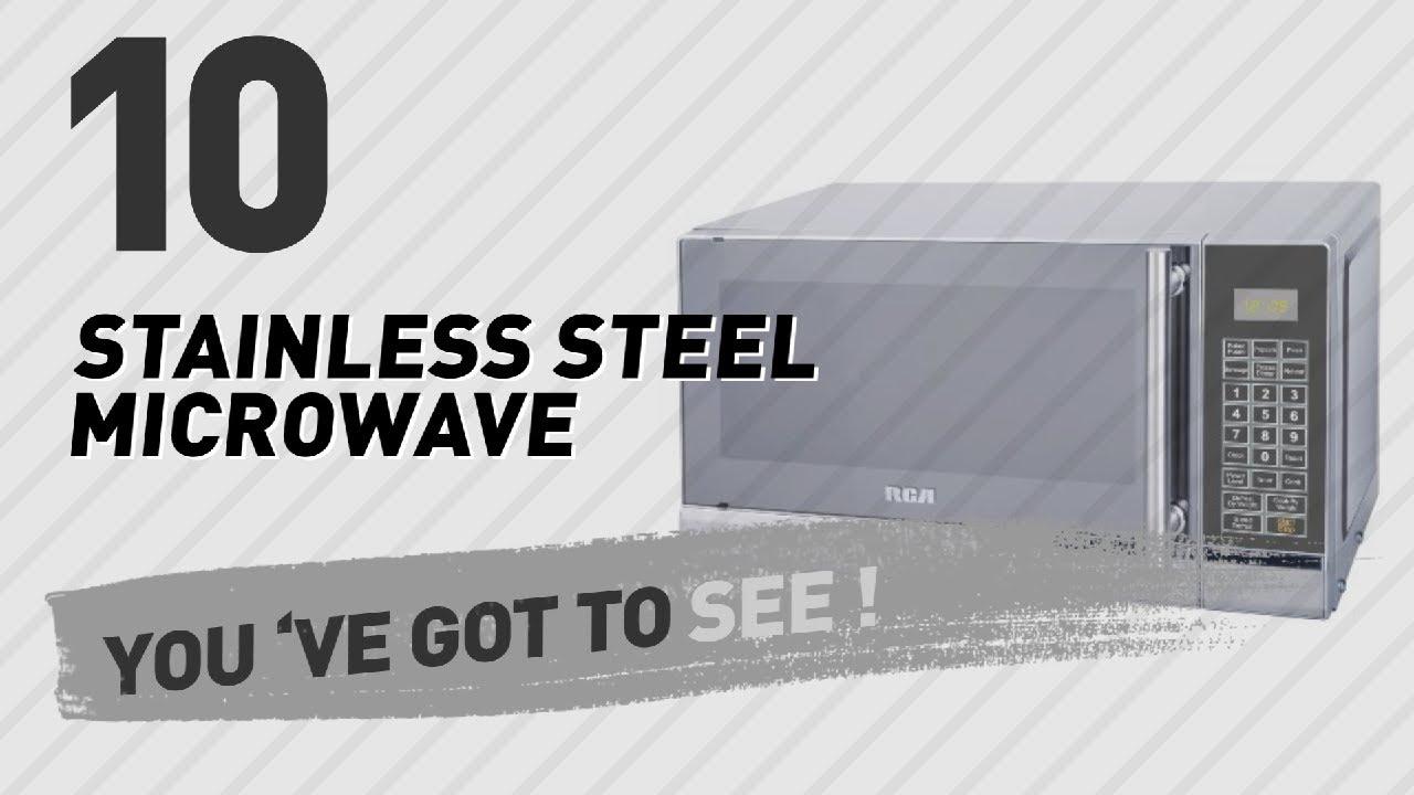 stainless steel microwave new u0026 popular