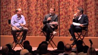 Joss Whedon, Mike Birbiglia & Ira Glass Q&A at the Writers Guild of America