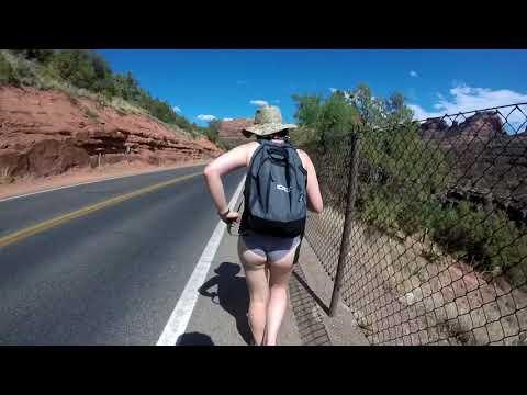 Fishing With My Girlfriend (Oak Creek Canyon, Sedona) Vlog
