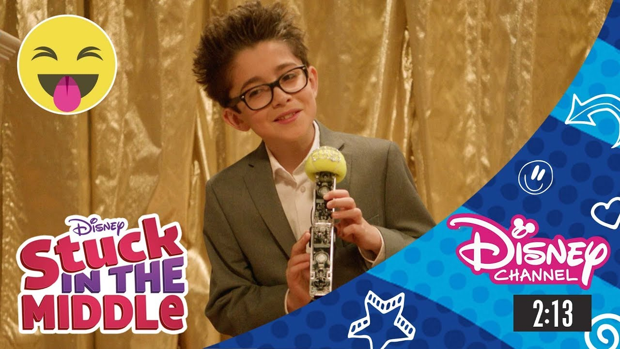 Download The 5th Annual Diaz Family Awards   Stuck in the Middle   Disney Channel Africa