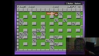 R.I.G Plays Fun NES Games: Bomberman (Classic NES Series version)