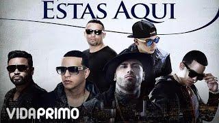 Watch music video: Daddy Yankee - Estas Aqui