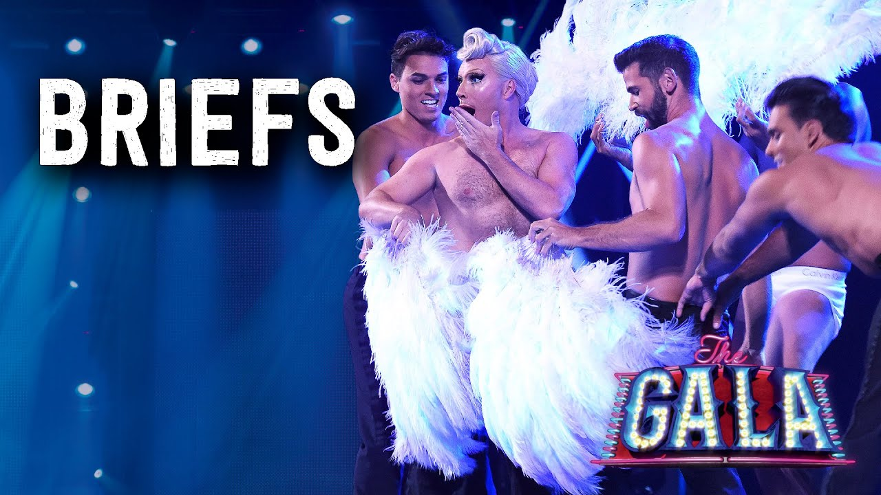 Briefs - Melbourne International Comedy Festival Gala 2018