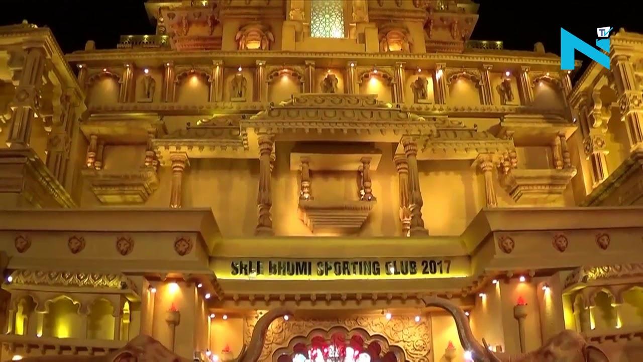 Durga puja rs 15 cr bahubali pandal turns craze among pandal durga puja rs 15 cr bahubali pandal turns craze among pandal hoppers altavistaventures Gallery