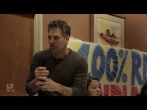 Mark Ruffalo Speaks at Standing Rock
