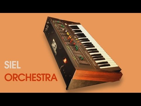 SIEL ORCHESTRA String Machine 1979 | HD DEMO - YouTube