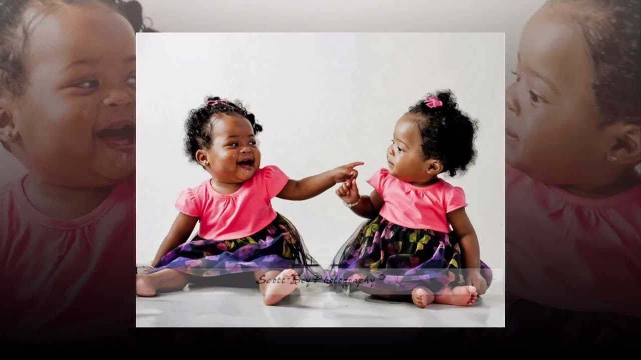 Beautiful black babies