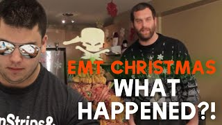 EPICMEALTIME CHRISTMAS REACTION [WHAT HAPPENED]