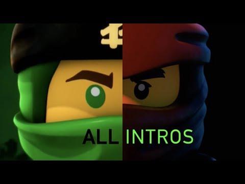 LEGO Ninjago All Intros Season 1-10 (HD)