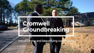 Russell Gilbert - Chattanooga Cromwell Apartments Groundbreaking