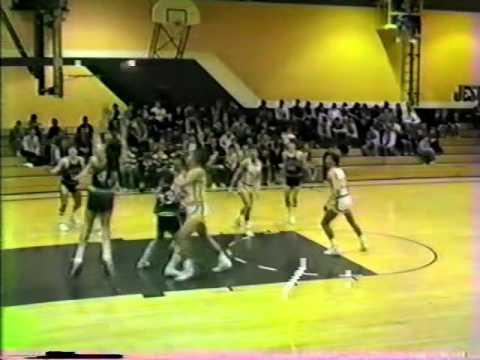 Lake Oswego High School Basketball vrs Jesuit 12/13/1983