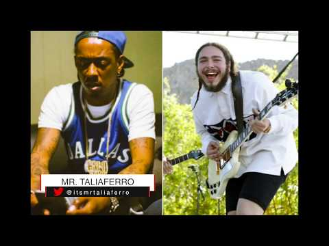 Starlito Trolls Post Malone, Claims He Had A Feature With Post, Makes Fun Of Him In Thumbnail