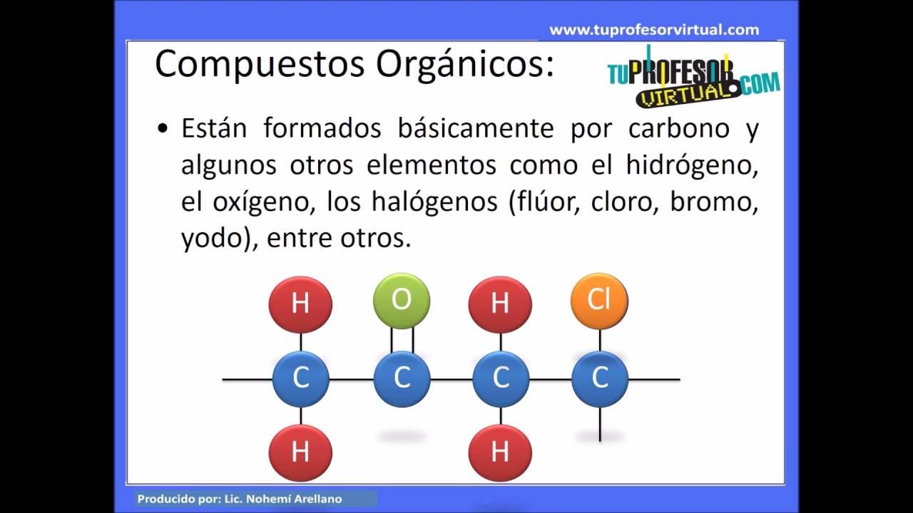Compuestos orgnicos leccin terica youtube compuestos orgnicos leccin terica urtaz Choice Image