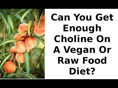 Can You Get Enough Choline On A Vegan Or Raw Food Diet?