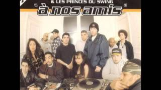 "1994 ""A NOS AMIS"" DEE NASTY Feat LES PRINCES DU SWING"