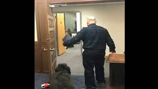 Jerry Brown Leaves Office for Final Time