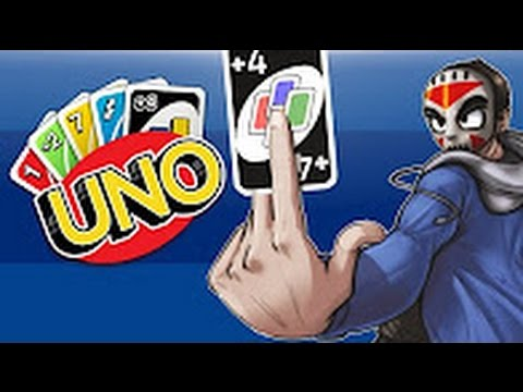 H2ODelirious/UNO - Rule 7-0 Full Match! First to 200 Points! (Hand Swap!)