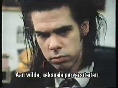 Nick Cave Dutch TV Special 31/5/87