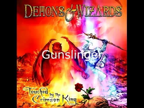 Demons & Wizards  - Touched By The Crimson King [Full Album]