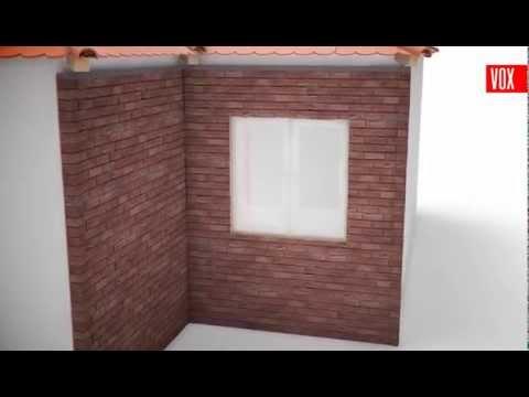 fassadenverkleidung polybrick vox youtube. Black Bedroom Furniture Sets. Home Design Ideas