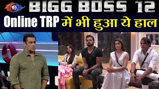 Bigg Boss 12: Online TRP Report   Indian shows Watched Online   FilmiBeat