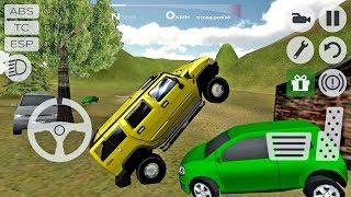 Extreme Car Driving Simulator #11 HUMMER UNLOCKED - Car Games Android IOS gameplay #carsgames
