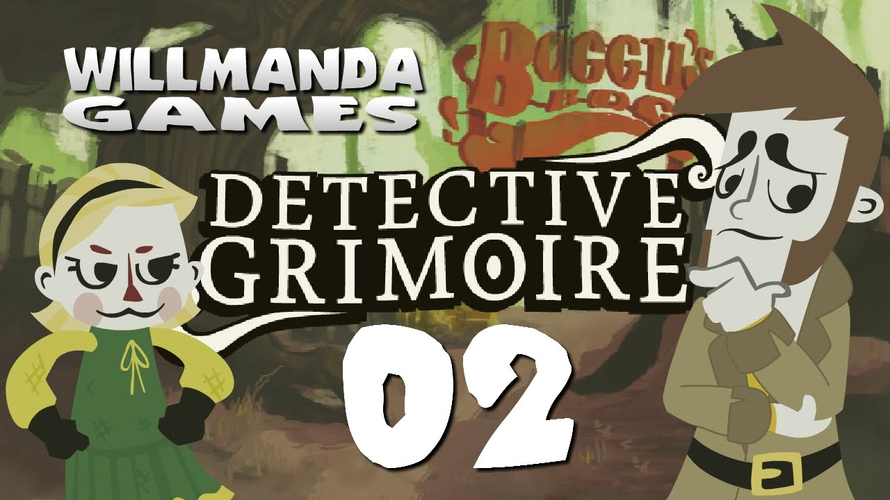 Detective Grimoire part 2 - The Documentary Crew