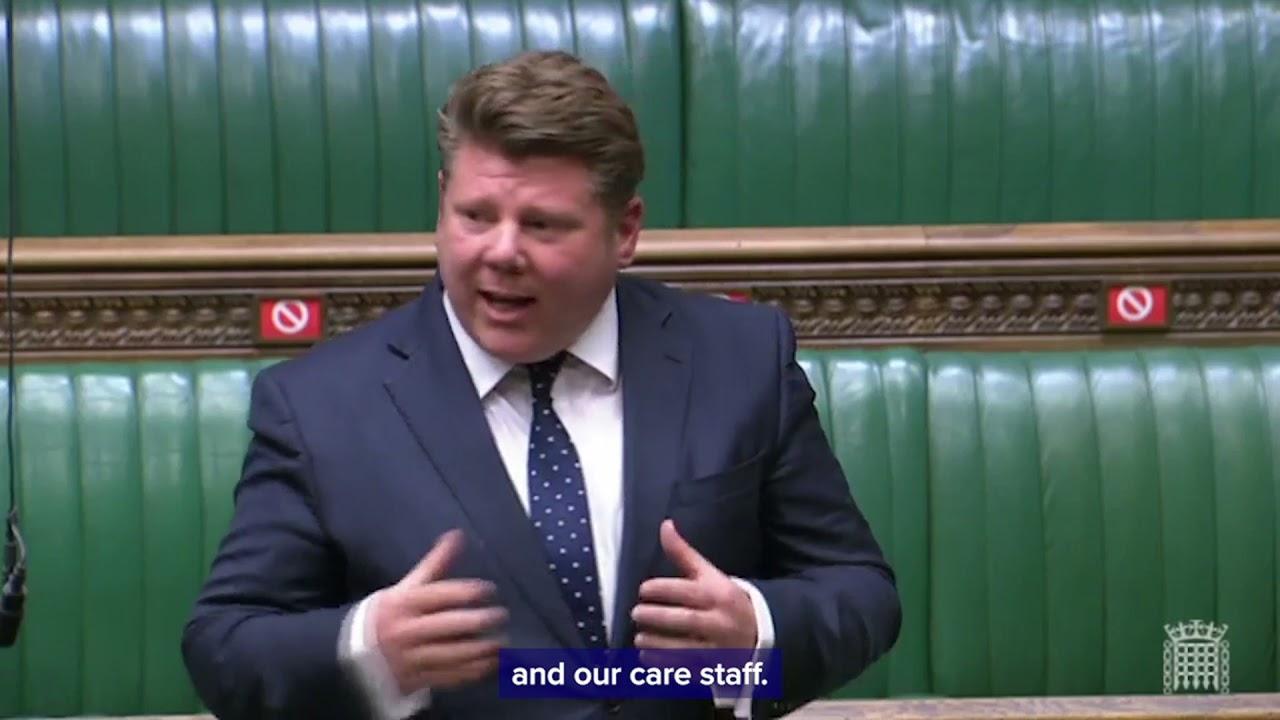 Speech: Dean Russell MP Speaks At The Debate On The Queen's Speech