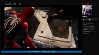 Marvel's Spider-Man. Episode 4.