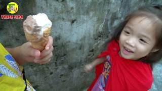 Anh Hùng Nhí Siêu Quậy Ham Ăn - Trang Vlog