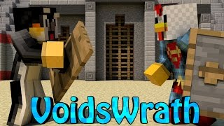 "Minecraft | Voids Wrath Modded Survival Ep 5! ""DEFEATING EVIL SPIRITS"""