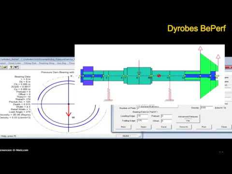 Dyrobes – A Revolution in Rotor Dynamics Software