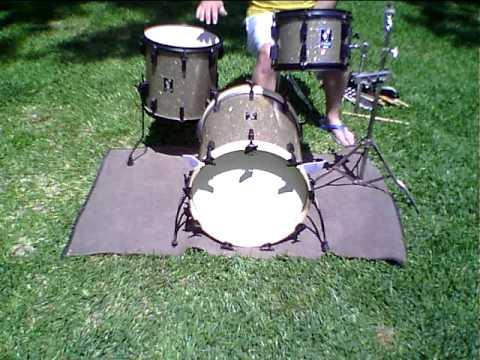 Sonor Phonic Frankenstein Funky Bop kit