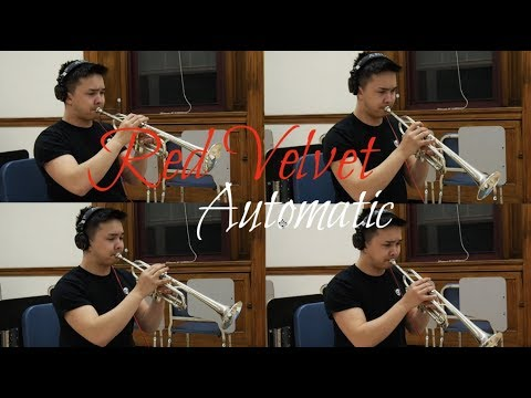 Red Velvet- 'Automatic' Trumpet Cover [250K thank you!]