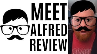 Meet Alfred Review - YouTube