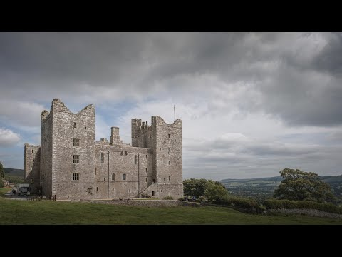 Inside Bolton Castle | English Medieval Castle