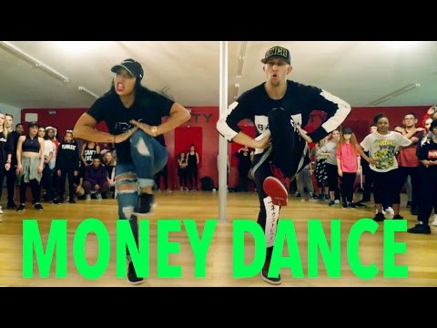 MONEY DANCE - AV Compton Dance | @MattSteffanina Choreography (# ...
