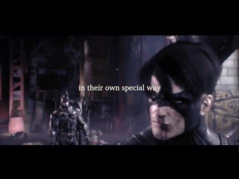 batfamily | in my veins [MV]