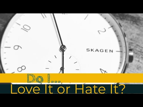 Skagen Long Term Review...Would I Buy Again?
