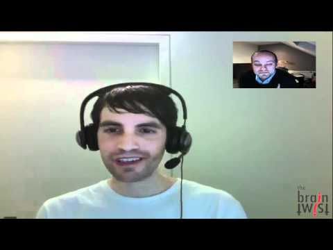 Being an entrepreneur interview with Peter Rojas